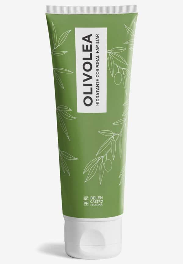 crema hidratante corporal familiar olivolea