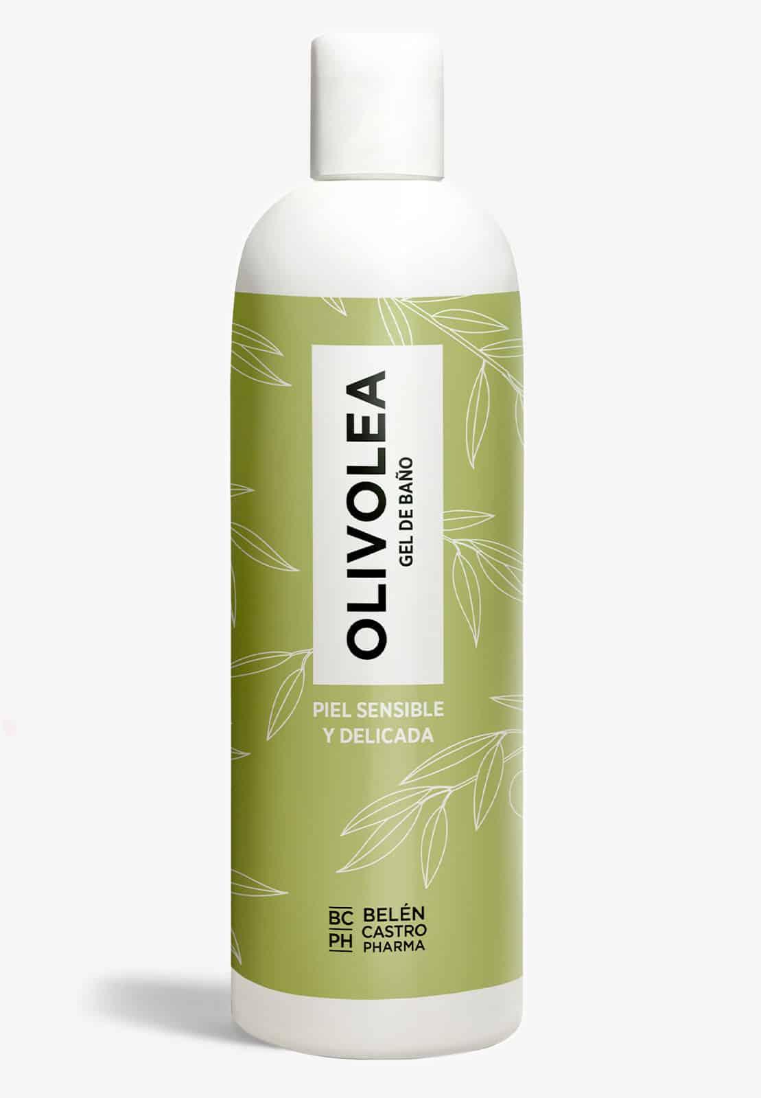 gel de baño olivolea 1